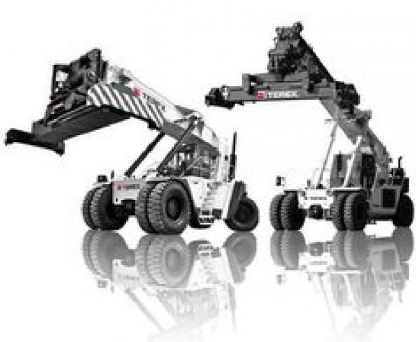 reach stacker TEREX